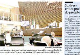 Jornal Diário do Litoral, 09/12/2016, página 5
