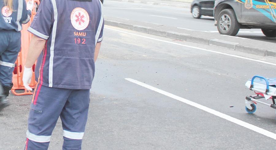 Está faltando equipamentos para os servidores da saúde nas unidades e até no Serviço de Atendimento Móvel de Urgência (SAMU). Foto: NAIR BUENO/DIÁRIO DO LITORAL