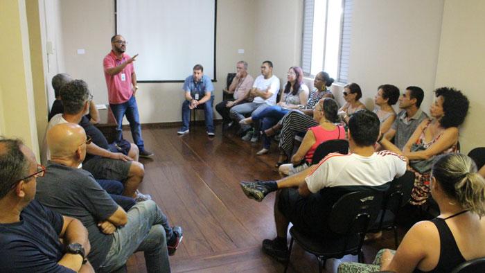 Segunda reunião dos servidores com a nova gestão da CAPEP