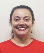 Márcia Ester Caldas dos Santos, Psicóloga