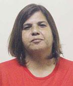 Primeira Tesoureira - Teresa Cristina Borges de Campos, Agente de Zoonoses