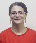 Última Aparecida Nunes de Mello, Auxiliar de Enfermagem