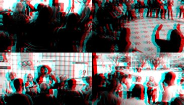 Fotos dos SERVIDORES DE DIFERENTES CARGOS em LUTA