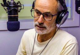 Flávio Saraiva em entrevista para a RBA