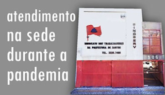 REABERTURA DO SINDICATO - COMUNICADO IMPORTANTE AOS ASSOCIADOS DO SINDSERV