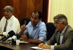 Prefeito Paulo Alexandre em entrevista coletiva na manhã desta quinta-feira (16)