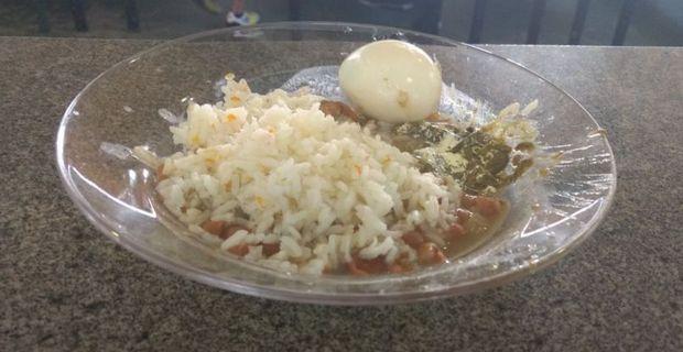 Estudantes e funcionários precisam tomar cuidado ao ingerir os alimentos (Divulgação/Sindserv)